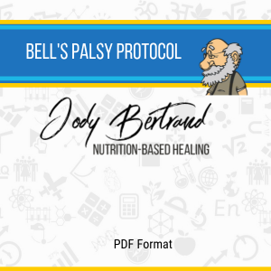 Bell's Palsy diet for healing