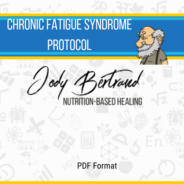 Chronic Fatigue Syndrome diet for more energy