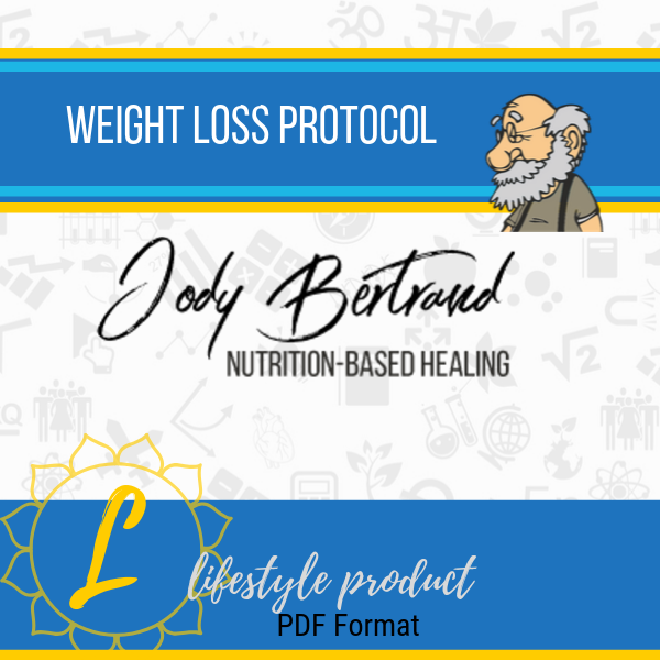 How to lose weight with Jody Bertrand Nutrition Healing specialist